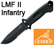 Gerber LMF II Infantry - Made in USA