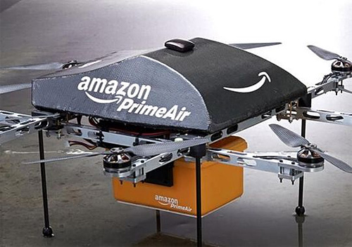 Amazon PrimeAir Octocopter